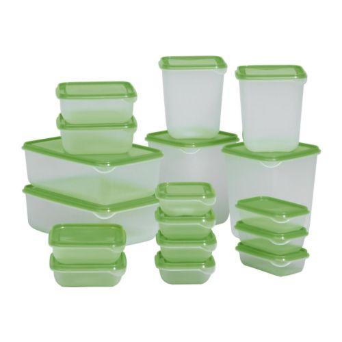 pruta food container set of   0095330 PE233878 S4  Ikea Philippines, Santa Cruz & Pagsanjan (Laguna)