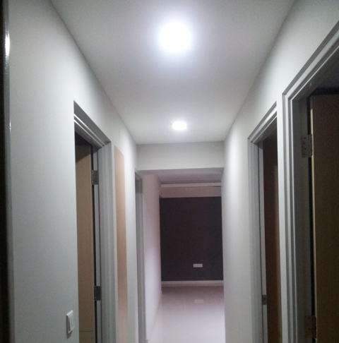 LED lighting in corridor compress Lighting Special Deals: LED Downlights