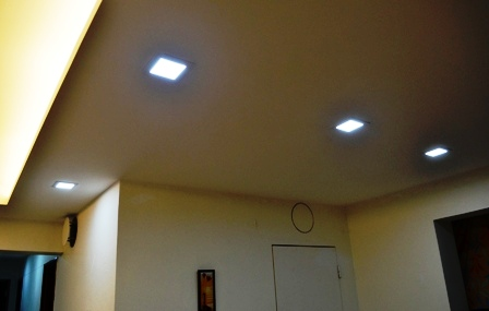 Sengkang 4rm apartment Living Room View 3 Lighting Special Deals: LED Downlights
