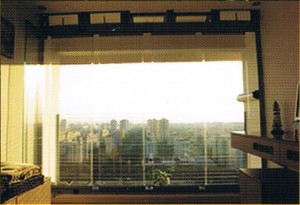 smart windows aesthetic view 300x205 Frameless Windows Solution – Transform Your Home Balcony into a Comfortable Living Space