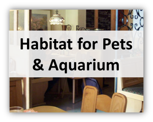 Habitat for Pets Aquarium Home Services