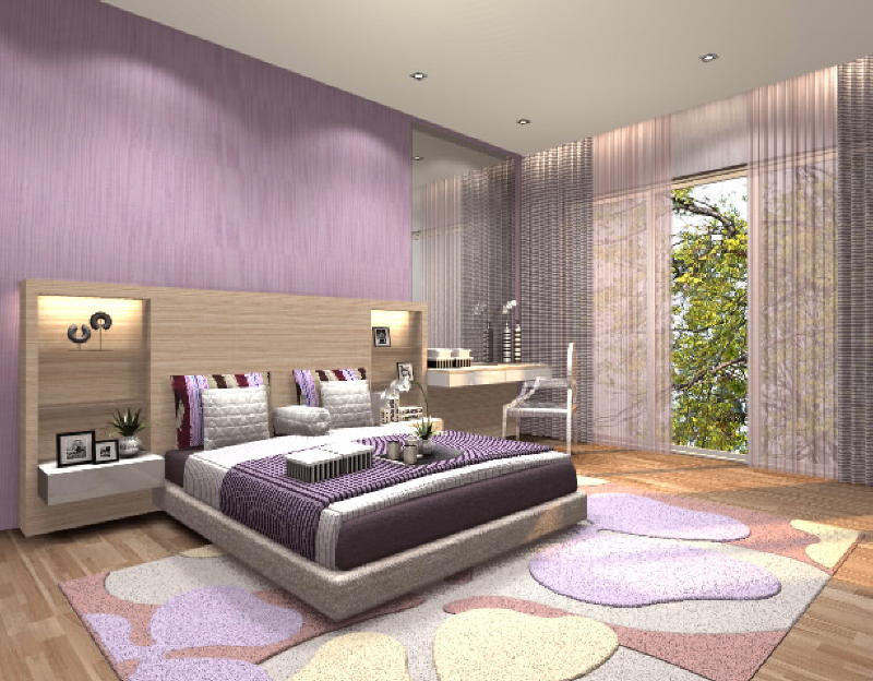 Harlyn Rd Girls Room 1 3 Interior Designs from DWorkz Group: Harlyn Road
