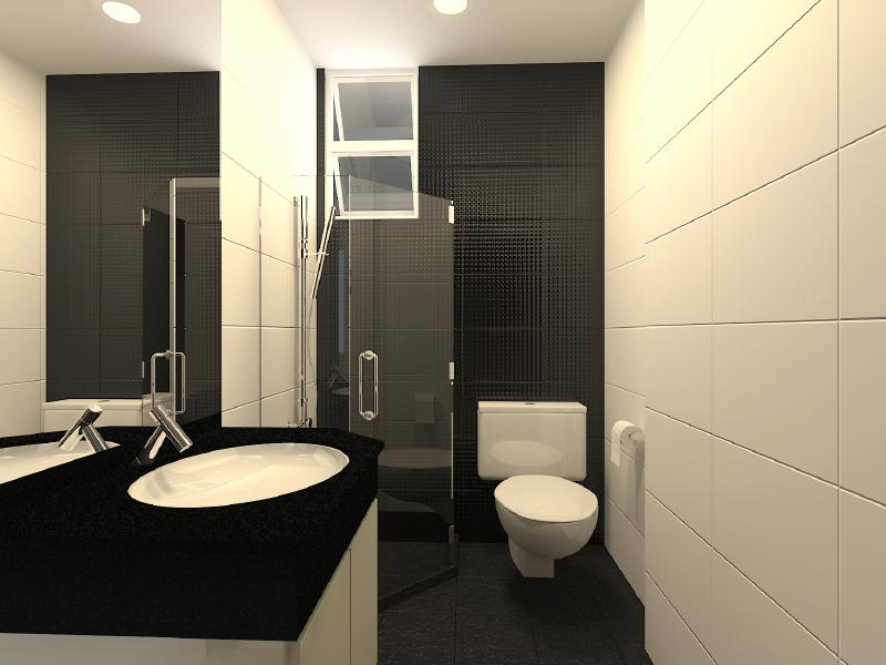 North Oaks Common Toilet edited 1 Interior Designs from DWorkz Group: North Oaks