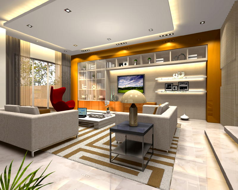 Telok Kurau Lor G Living 3 Interior Designs from DWorkz Group: Telok Kurau Lor G