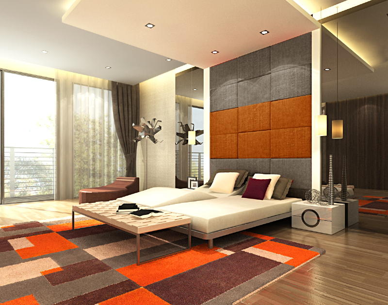 Telok Kurau Lor G Master Room 4 Interior Designs from DWorkz Group: Telok Kurau Lor G