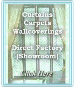 Bottom Banner Curtains 265x300 Penthouse Double Storey: Modern Oriental Front Foyer of the House