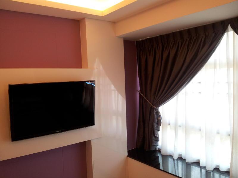 Hdb Flat Design For 4rm Home Hub And Living