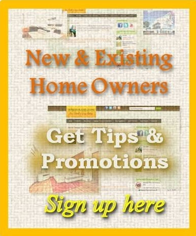 Get Tips and Promotions Side Banner