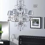 Chandelier Lighting for Bedroom 1