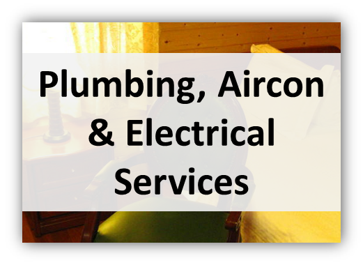 Plumbing Aircon Electrical services Home Services