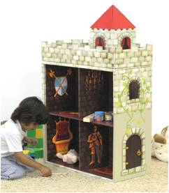 Castle1 21st Century Furniture For Children