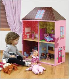 Doll House1 21st Century Furniture For Children