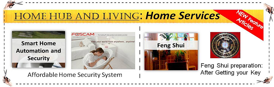 Home Services Promo CMG Feng Shui Foscam 909x290 Home Appliances