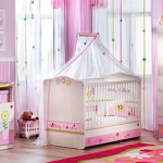 "The ""Baby Flower"" Baby Bedroom Set"