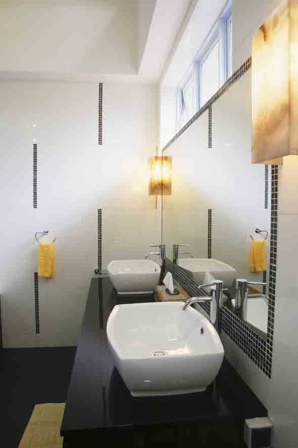 Luxury modern washroom designs home hub and living for Modern washroom designs
