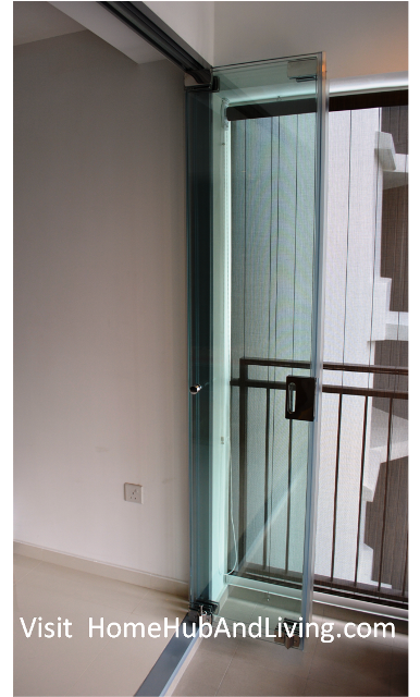 Official Site Of Latest Frameless Doors System Flying Door Designs