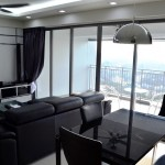 Living Room Area, 5 room flat at The Peak@Toa Payoh