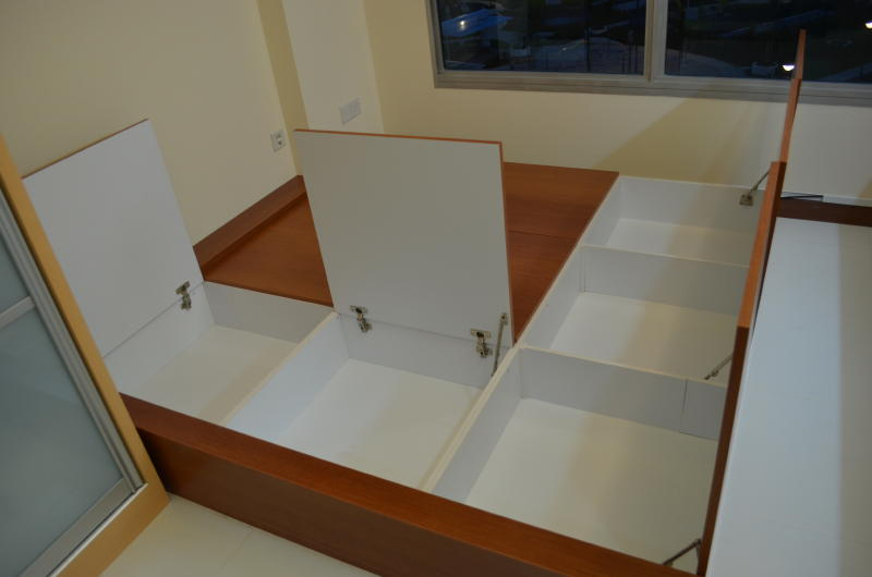 Design And Built Tatami Bed View 4