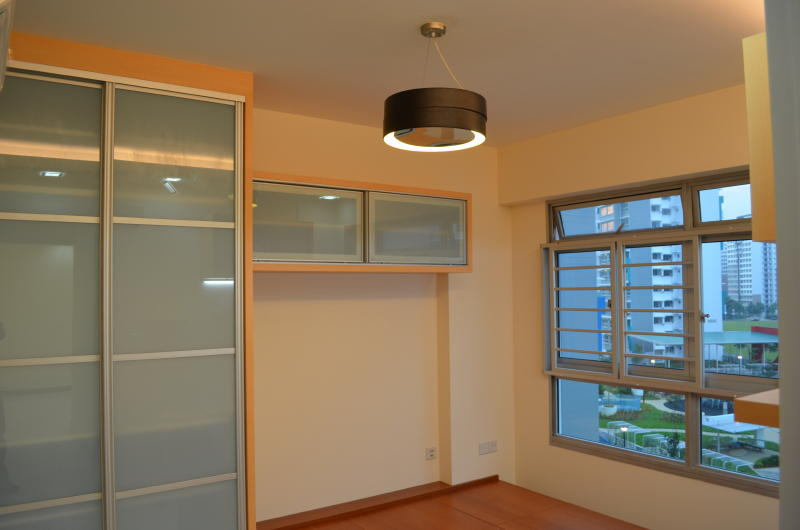 Modern Design For Hdb 3 Room Type Apartment With Modern Zen Bed Frame Tatami In Punggol