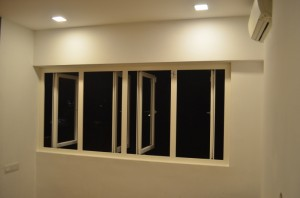 Open Windows 3 300x198 uPVC Windows and Doors for landed properties, Terraced House, Semi Detached (Semi D) House, Bungalow House or GCB) and HDB