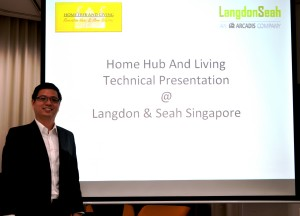 Presentation1 300x216 Langdon & Seah Technical Presentation on Frameless Doors System and Flying Door Design together Products Highlights on Double Glazed Built in Curtain Designs in Singapore