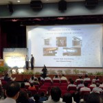 Frameless Doors System (with Flying Door Design) from Home Hub And Living for Tan Kah Kee Young Inventors'  Awarding receiving