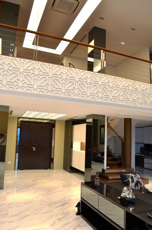 Mdf board false ceiling designs for Design hub interior decoration llc